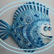 Как рыба воду искала