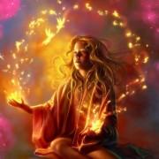 Практическое применение женской магии